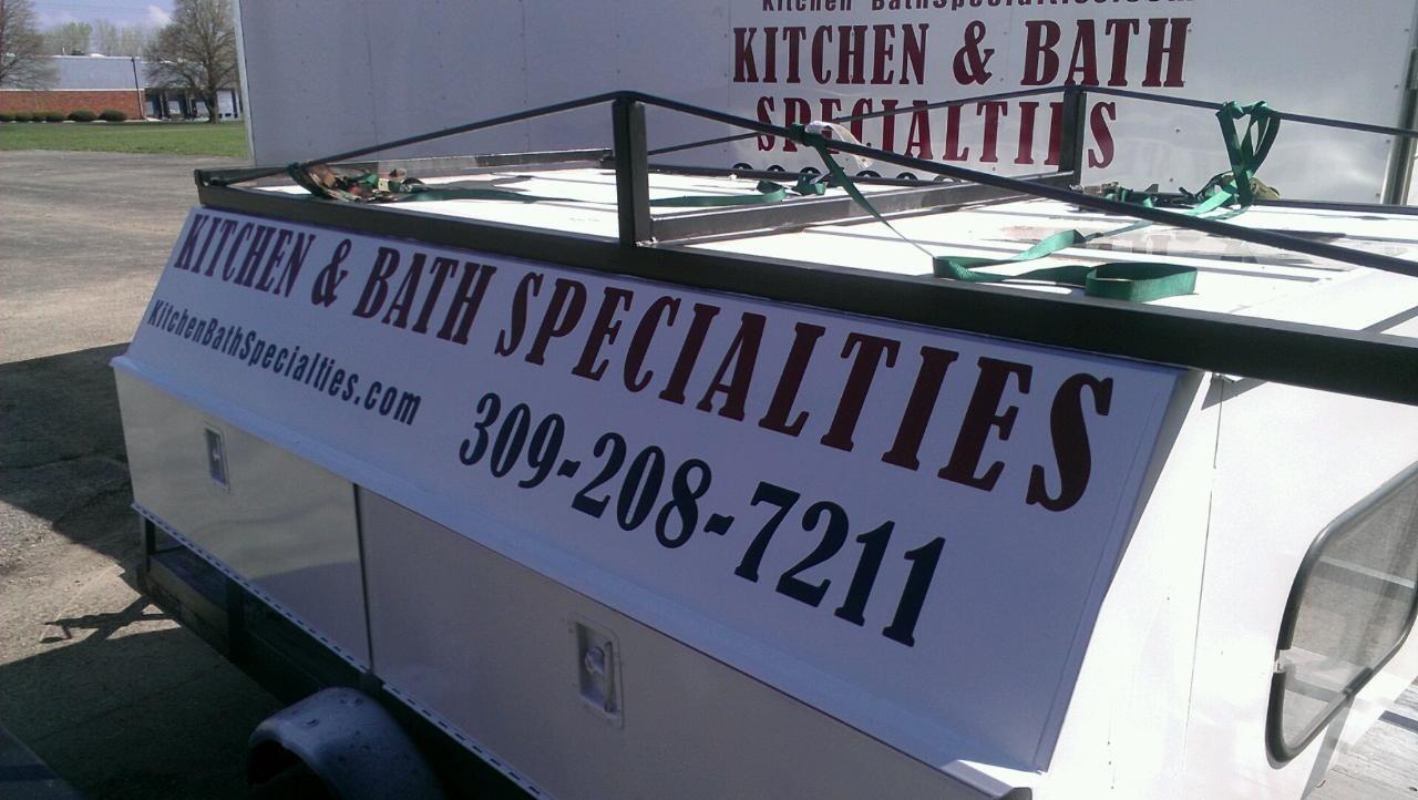 Kitchen & Bath Specialties logo