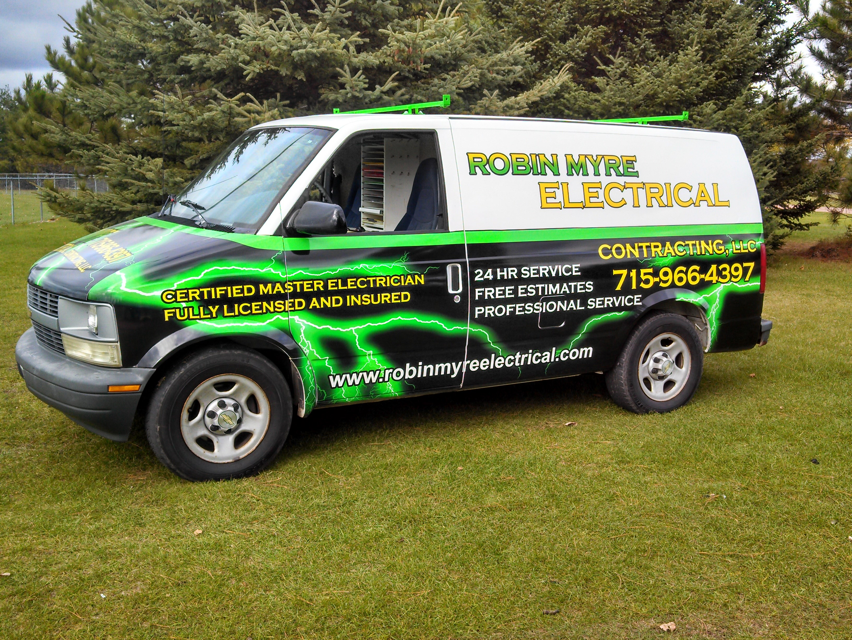 Robin Myre Electrical Contracting LLC logo