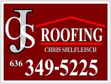 CJS Roofing Co., LLC logo
