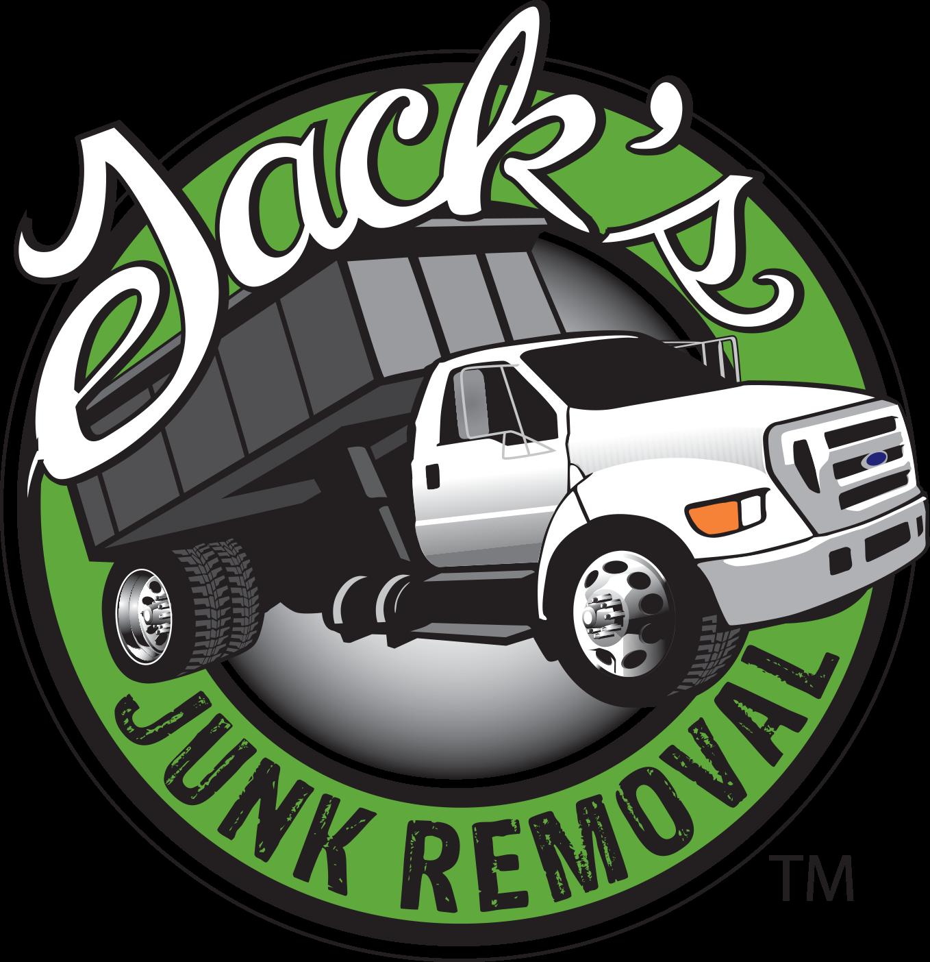 Jack's Junk Removal logo