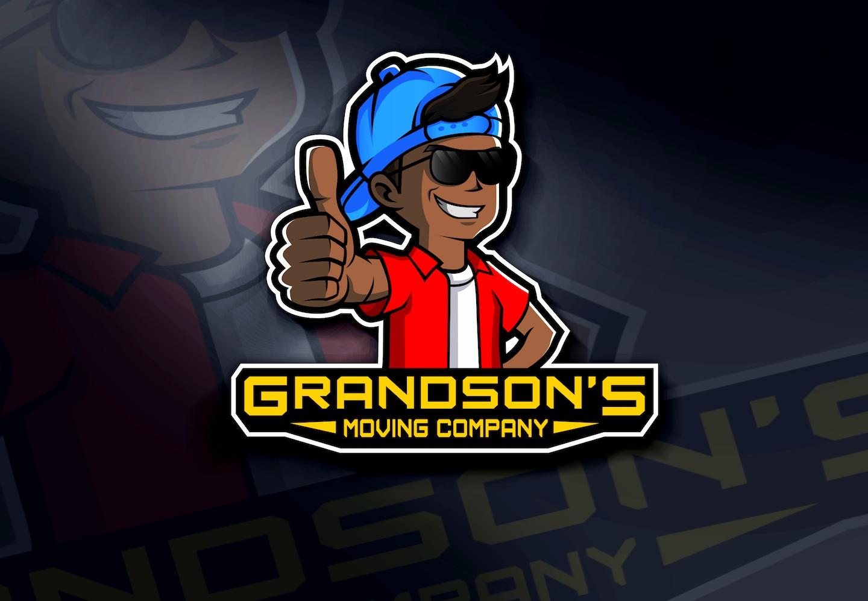 Grandson's Moving Co, LLC logo