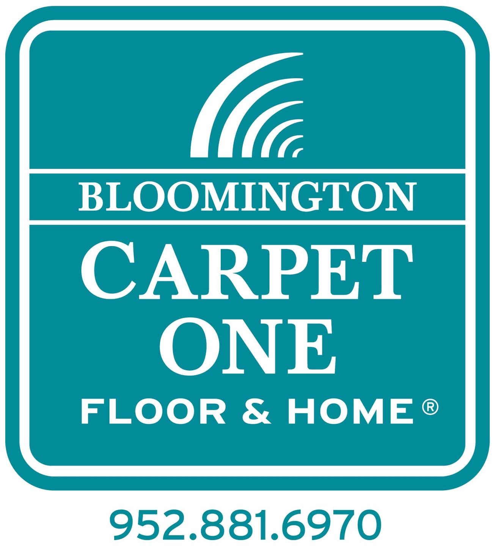 Bloomington Carpet One logo