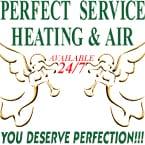 Perfect Service Heating & Air logo