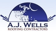 AJ Wells Roofing and Construction logo