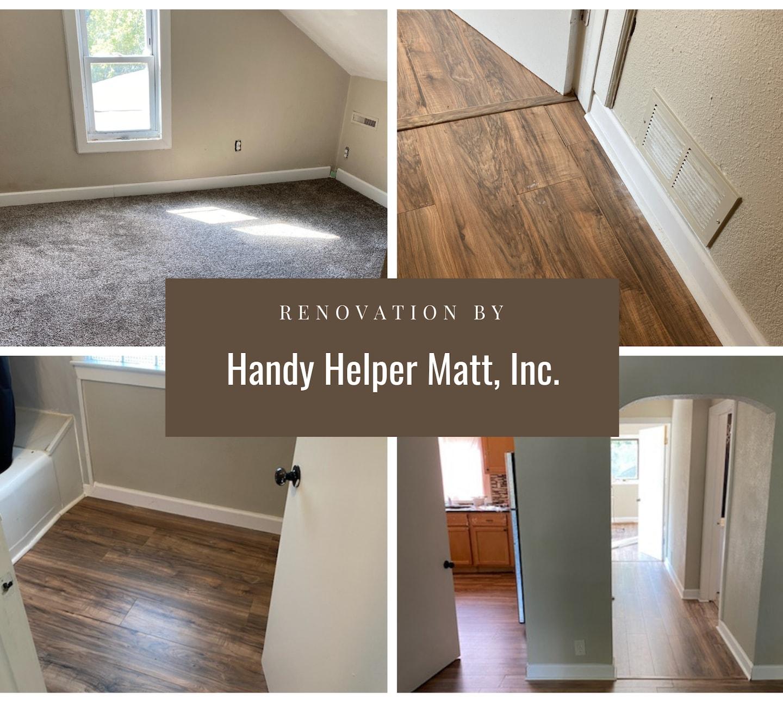 Rental Property Renovation