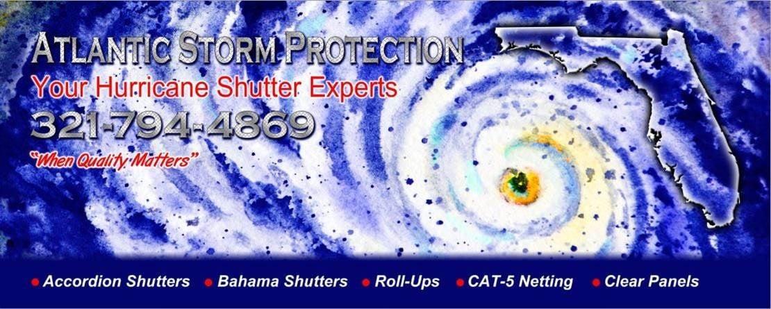 Atlantic Storm Protection logo