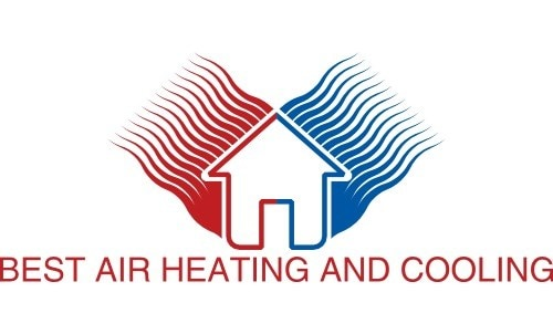 Best Air Heating & Cooling logo
