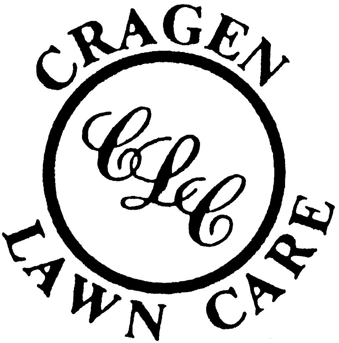 Cragen Lawn Care logo