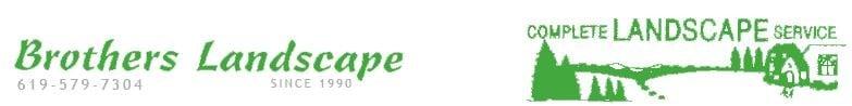 Brothers Landscape logo