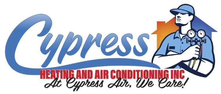 Cypress Heating & Air Conditioning Inc logo
