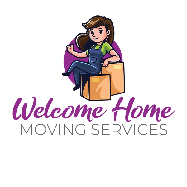 Welcome Home Moving Services logo