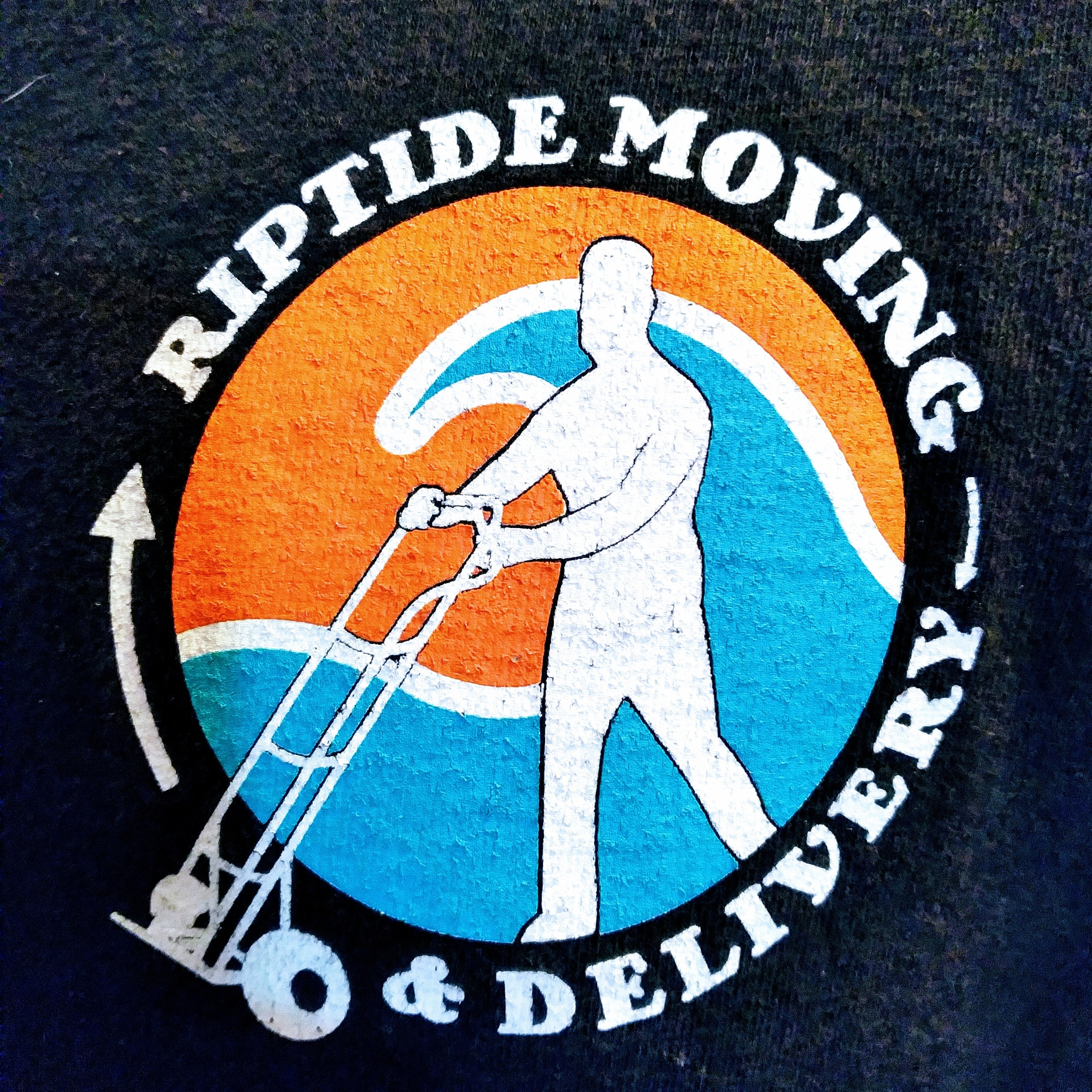 Riptide Moving and Delivery logo