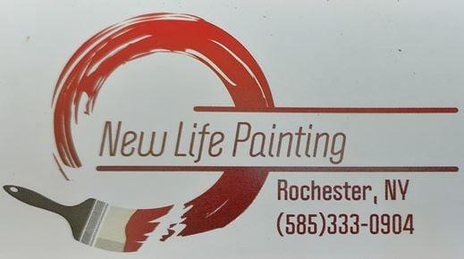 New Life Painting logo