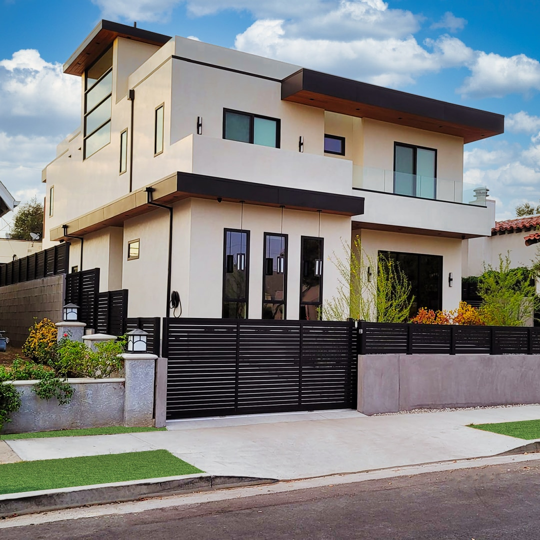 Profile 24 Series Gates and Fencing