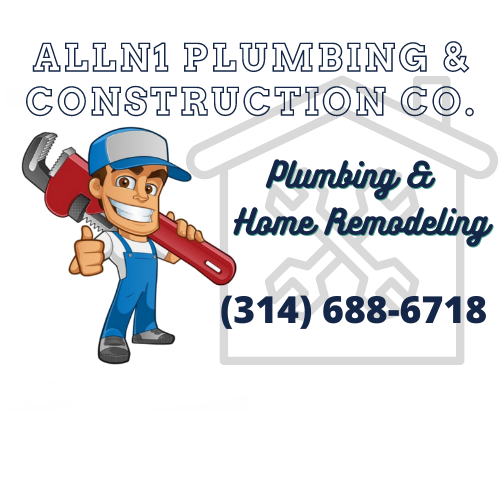 ALLN1 Plumbing & Construction Co logo