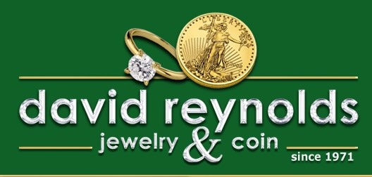 David Reynolds Jewelry and Coin logo