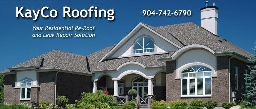 Kayco Roofing logo