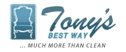 Tony's Best Way Cleaning logo
