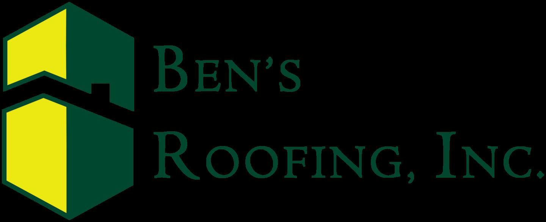Ben's Roofing Inc logo