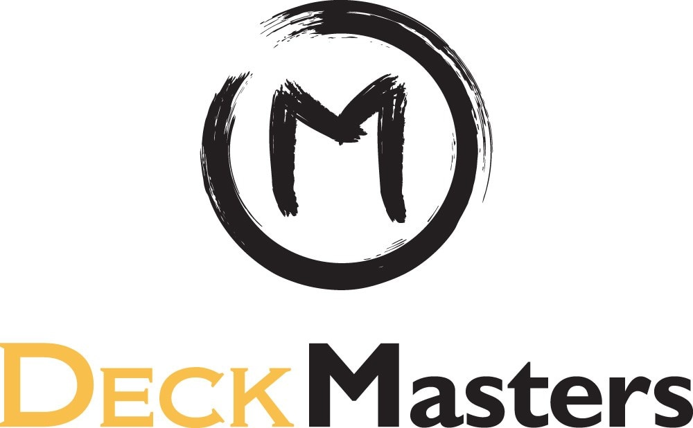 DeckMasters of Greenville logo