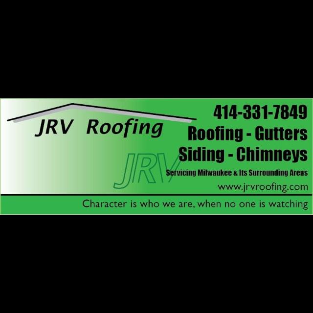 JRV Roofing LLC logo