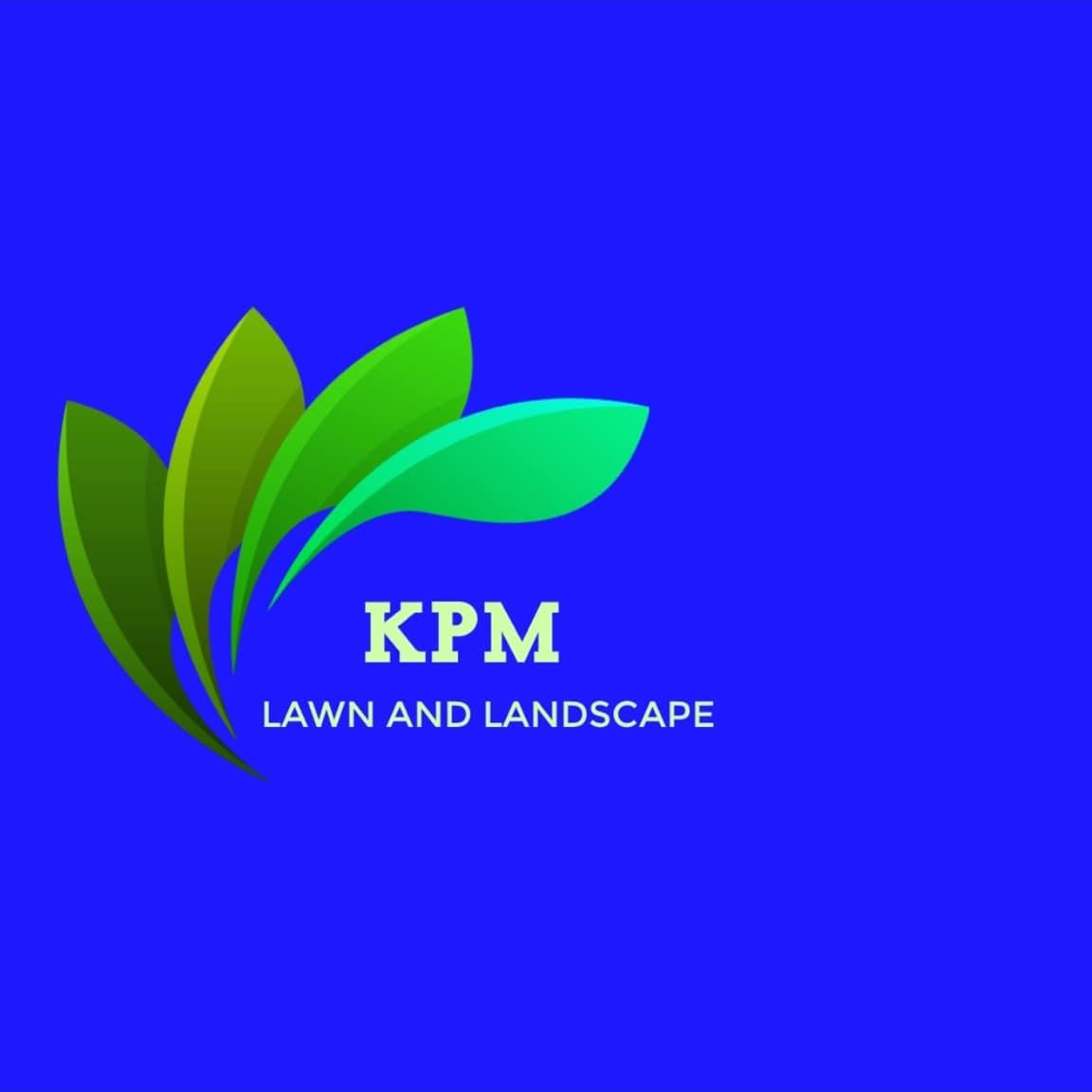 KPM Landscape logo