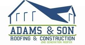Adams & Son Roofing & Construction LLC logo