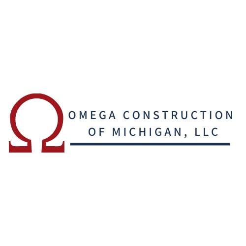 Omega Construction of Michigan LLC logo