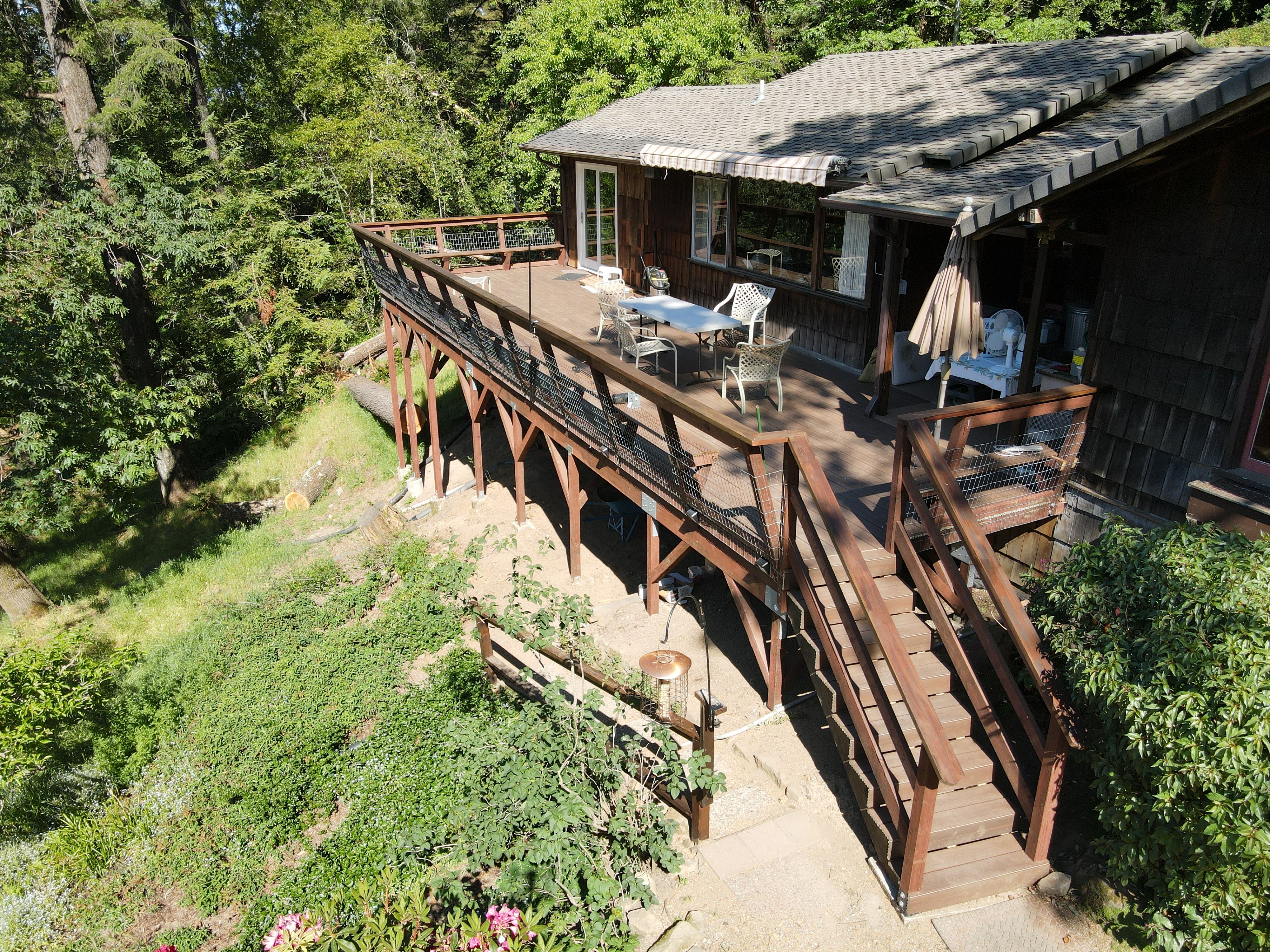 Building deck and general remodeling