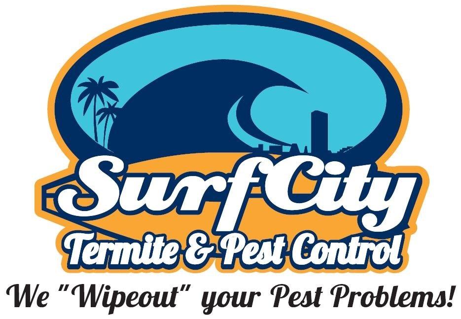 Surf City Termite & Pest Control logo