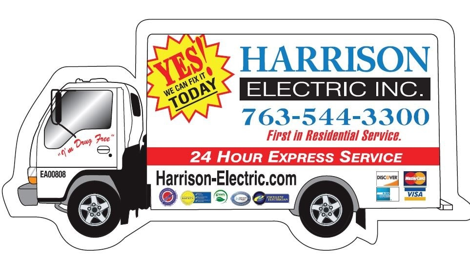 Harrison Electric Inc logo