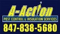 A-Action Pest Control & Insulation Services, Inc. logo