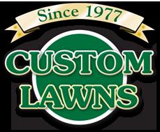 Custom Lawns Inc logo
