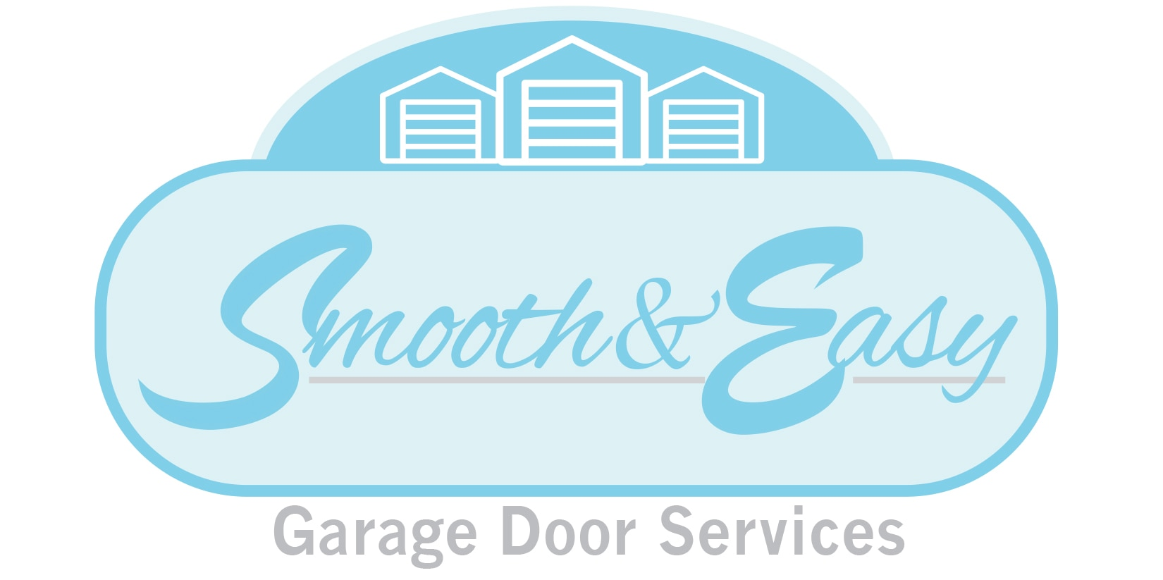 Smooth and Easy Garage Door Services logo