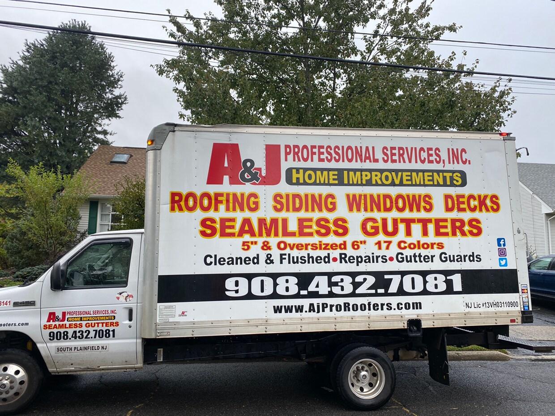 A&J Professional Services Inc logo