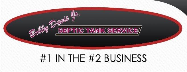 Bobby Davis Septic Tank Services logo