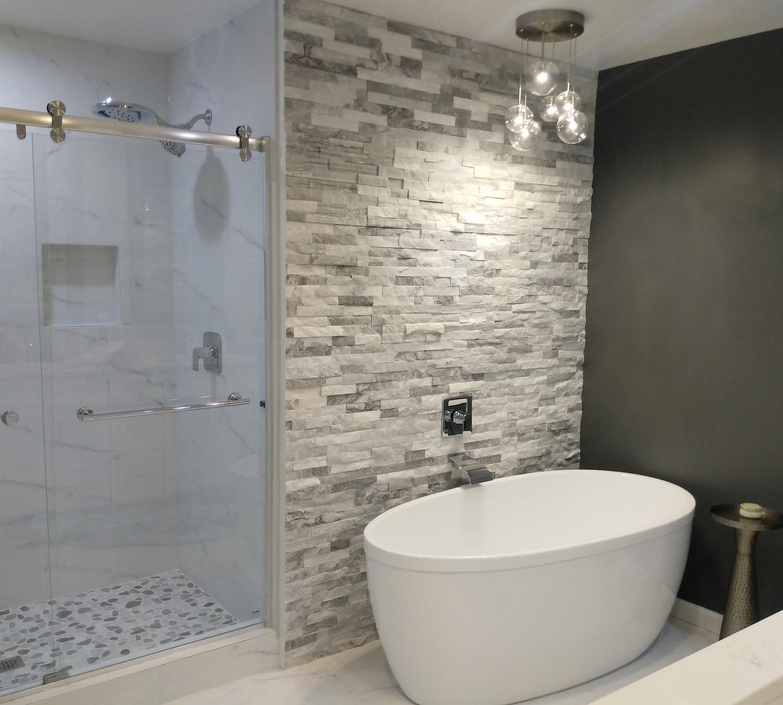K's Master Bath Project