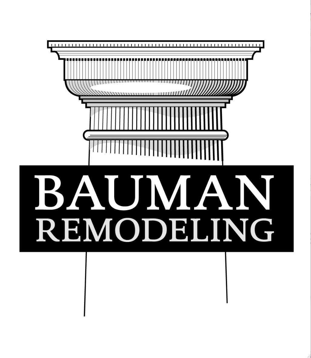Bauman Remodeling logo