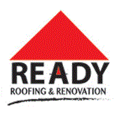 Ready Roofing and Renovation logo