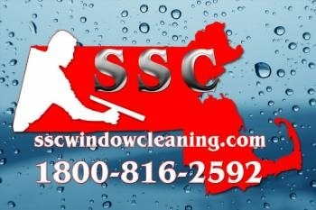 SSC Window Cleaning and Gutters logo