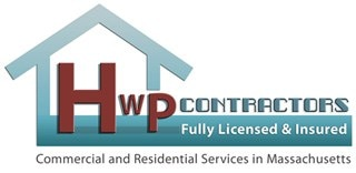 HWP Construction logo