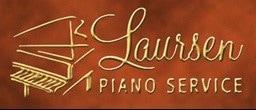 LAURSEN PIANO SERVICE logo
