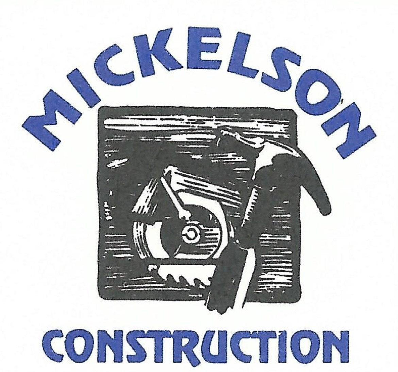 Mickelson Construction LLC logo