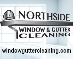 Northside Window & Gutter Cleaning logo