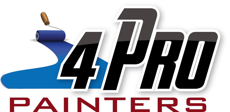 4Pro Painting & Power Washing logo
