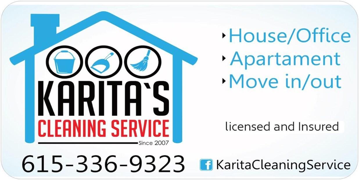 Karita Cleaning Service  logo