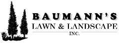 Baumann's Lawn & Landscape logo