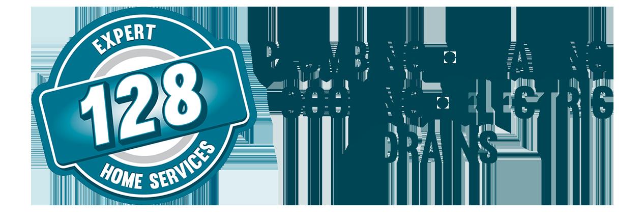 128 Plumbing Heating Cooling & Electric logo