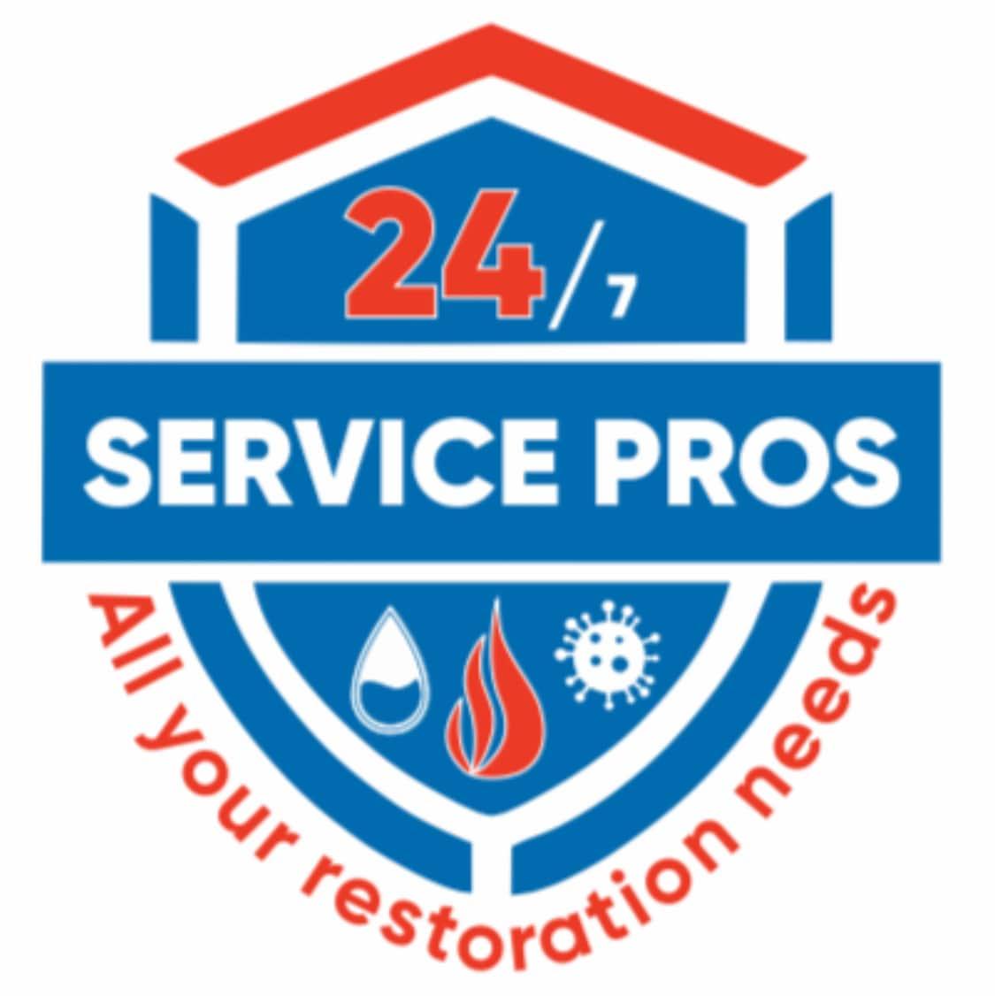 24/7 Service Pros logo