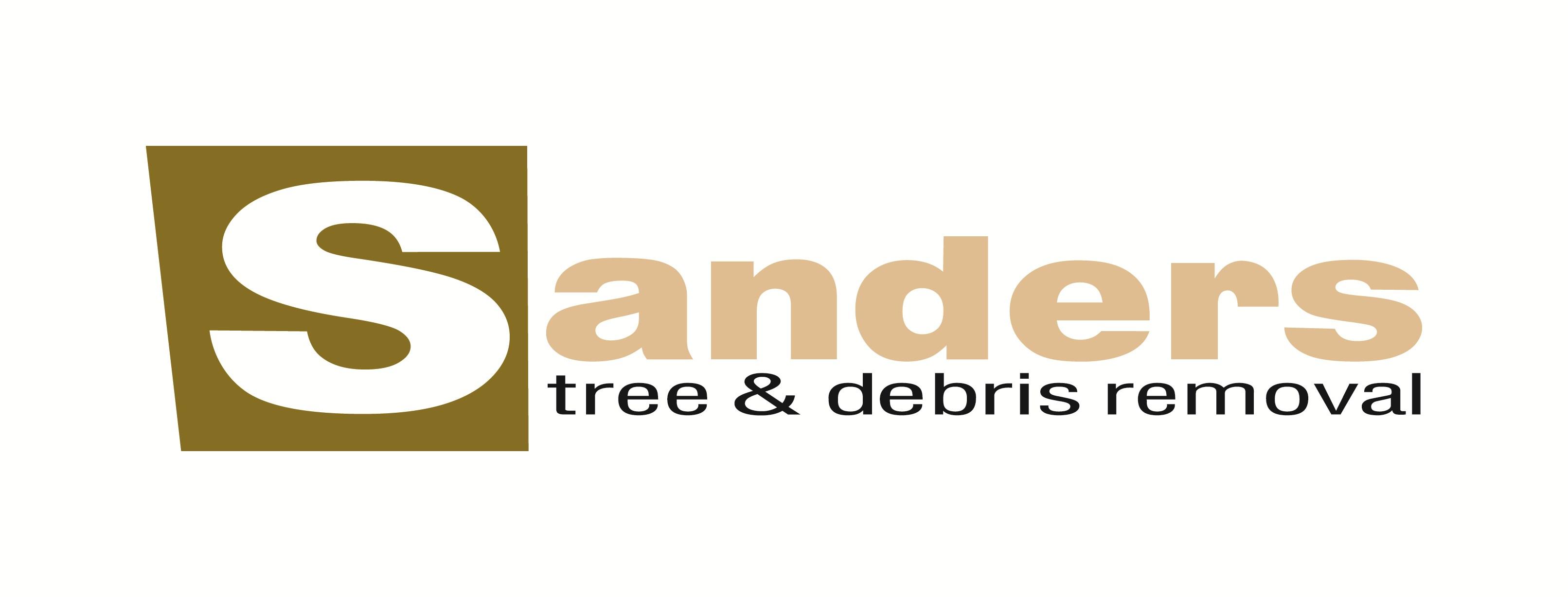 Sanders Tree & Debris Removal logo